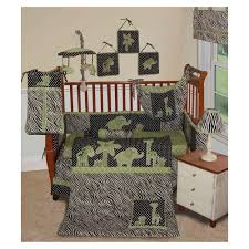 Elephant Nursery Bedding Sets by Baby Nursery Fancy Image Of Green Baby Nursery Room Design And