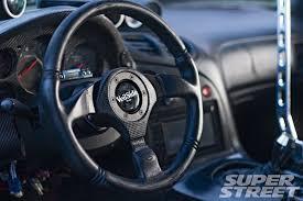Veilside Rx7 Interior 1993 Mazda Rx 7 Super Street Magazine