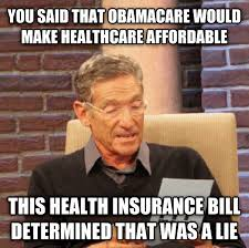 Health Insurance Meme - livememe com maury determined that was a lie