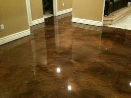 Best Tile For Basement Concrete Floor by Best 25 Best Flooring For Basement Ideas On Pinterest Basement