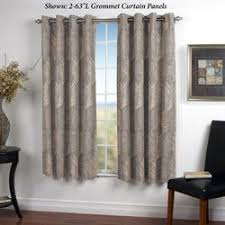 Tropical Curtain Panels Themed Curtains Touch Of Class
