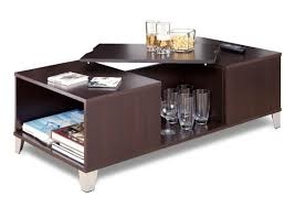 furniture 4 piece living room table set square table for living
