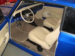 Nova Interiors Auto Upholstery Repair U0026 Classic Car Restoration Shop Specializing
