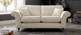 Buy Two Seater Sofa 2 Seater Sofa With Soft Foam In Seat And Back Cushion U2013 White