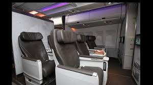 siege business air air transat class review