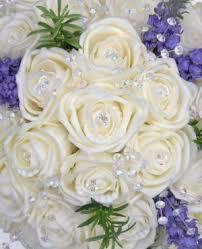 Silk Bridal Bouquet Bridal Bouquets Sarah U0027s Flowers