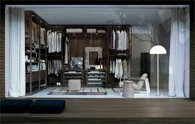 Curtains For A Closet by Modern Walk In Closet Awesome Design Ideas Pictures Of Modern Walk