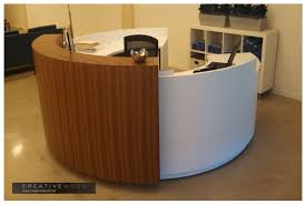 Reception Desks Sydney by Reception
