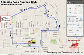 Map A Running Route by Foothill Flyers Wednesday Night Fun Runs