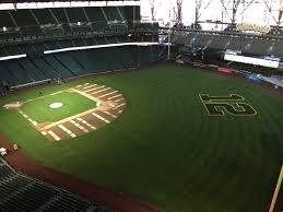 led ball field lighting safeco field to go led to light the playing field from the corner
