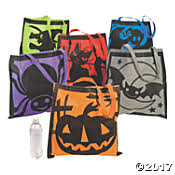 halloween tote bags backpacks u0026 drawstring bags on sale