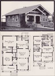 house plans that look like old houses 1920s craftsman bungalow house plans 1920 original pinterest