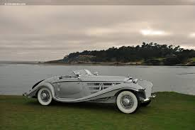 mercedes 500k auction results and sales data for 1936 mercedes 500k