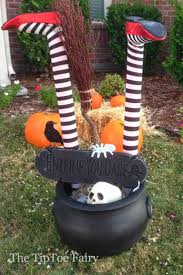 exquisite outdoor halloween decoration ideas festival around the