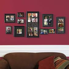 a frame living rooms imanada decorating black collage picture
