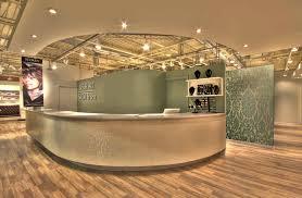 reception shear art salon u0026 spa tampa fl by nuvo design