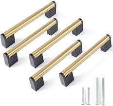 brass and black kitchen cabinet hardware fulgente golden cabinet pulls brushed brass handles drawer stainless steel hardware for kitchen bath bedroom matte black square and rounded