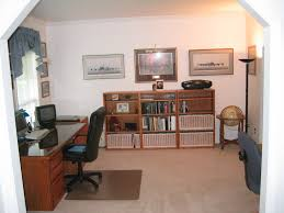 dining room to office pictures