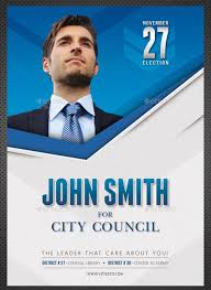 political flyer template political campaign free flyer template