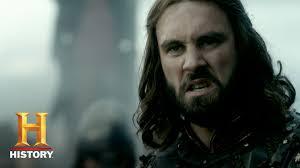 why did ragnar cut his hair vikings brother s clash rollo vs ragnar season 4 episode 10