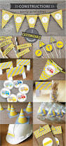 Construction Party Centerpieces by 212 Best Construction Theme Party Images On Pinterest