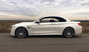 convertible audi white 2017 bmw m4 competition pack convertible first drive photos video