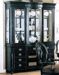 cream colored china cabinet painted buffet hutch google search
