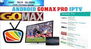 max go apk android free gomax iptv beta app cable live