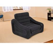 intex pull out chair inflatable sofa dorm chair twin bed sleeper