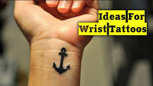 20 inspiring ideas for wrist tattoos tattoo w with loop