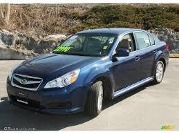 legacy subaru 2010 2010 azurite blue metallic subaru legacy 2 5i premium sedan