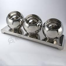 stainless steel 3 in 1 pani puri matka buffet display