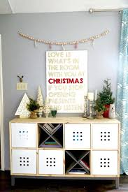 Vignette Home Decor How To Decorate A Christmas Vignette Love U0026 Renovations