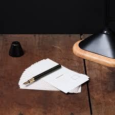 ystudio desk fountain pen brassing u2013 kohezi
