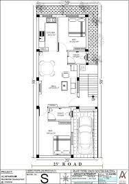 house map design 20 x 50 trial 20 x 50 sq ft working plans pinterest house