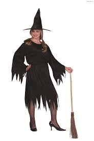 costumes plus size classic witch costume plus size