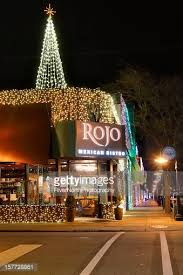 Rochester Michigan Christmas Lights by Christmas Lights In Rochester Michigan Stock Photo Getty Images