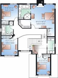 european style house plan 4 beds 2 50 baths 2527 sq ft plan 23 816