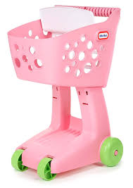 amazon com little tikes lil u0027 shopper pink toys u0026 games
