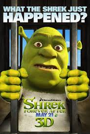 6 shrek character posters resolution