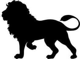 free silhouette images lion clipart free download best lion clipart on clipartmag com