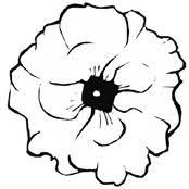 coloring crafts poppy wreath wreaths craft