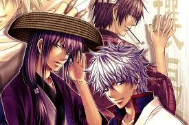 gintama popular gintama poster buy cheap gintama poster lots from china