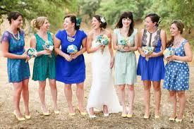 print bridesmaid dresses 20 mismatched bridesmaid dresses for your modern wedding brit co