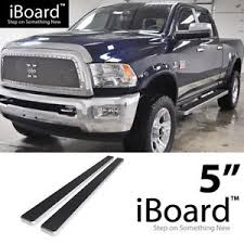 running boards for dodge ram 1500 iboard running board 5 fit dodge ram 1500 2500 3500 crew cab 09