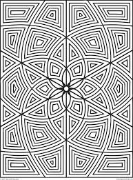 get this hard geometric coloring pages to print out 76391