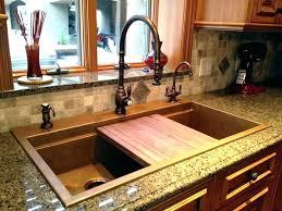 drop in farmhouse kitchen sink best drop in kitchen sinks drop in stainless steel kitchen sinks