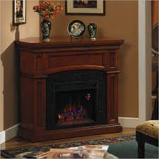 23 Inch Electric Fireplace Insert by Corner Style Electric Fireplaces Classic Flame Nantucket Corner
