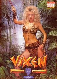 controversy erupted over 1988 vixen video game box cover featuring