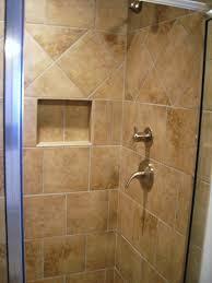 Bathroom Shower Pans Bathroom Tile Modern Bathroom Tiles Large Tile Shower Gray Large